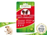 bogacare® ANTI-PARASIT Spot-on (MINI) 天然驅蝨滴頸劑 (小型犬用) 1-8 kg