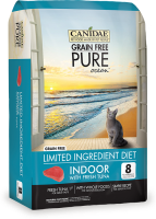 Canidae PURE Ocean Indoor for Cats 無穀物 吞拿魚 貓配方 5lb