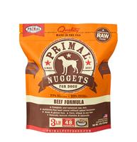 Primal (原始)-Canine Frozen Formula (Beef)犬用急凍鮮肉- 牛配方 3lb