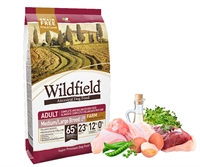 Wildfield 祖泉 低敏無穀物 中至大型成犬 農莊 (Farm) 配方 - 雞、鴨、雞蛋 (M/L) 12kg