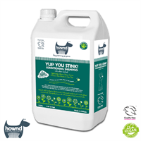 Hownd 享樂 - Yup You Stink! 1:25  Concentrate Conditioning Shampoo 長效除臭控油 25:1 (二合一)潔毛液  5L