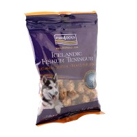Fish4Dogs Icelandic Fishur Teningur 冰島紅魚方塊 100g