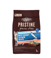 Pristine 無穀物 全貓糧 野生捕撈三文魚 配方 3lb