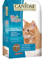 Canidae Chicken & Rice for Cats 鮮雞肉糙米貓配方 4lb