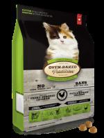 Oven-Baked Cat 雞魚配方 - 幼貓糧 5lb (綠)