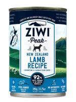 ZiwiPeak - 罐裝料理 (狗用) - 羊肉配方 390g