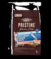 Pristine 無穀物 全貓糧 野生捕撈三文魚 配方 6lb