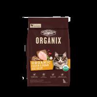 Organix 穀物 全貓糧 有機雞肉糙米配方 6lb