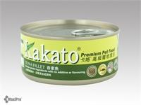 Kakato 卡格 Tuna Fillet 吞拿魚 罐頭 (貓狗合用) 170g