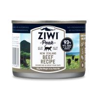 ZiwiPeak - 罐裝料理 (貓用) - 牛肉配方 185g - 12罐優惠(狗會優惠不適用)