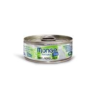 Monge 野生海魚系列 - 吞拿魚+雞 (青) 80g
