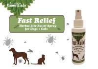 Animal Essentials - Fast Relief 速效治療蟲咬防蜱蝨噴霧 4oz